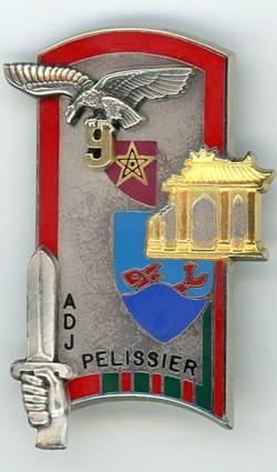 Insigne ENSOA - 146° Promotion Pelissier...