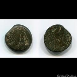 PTOLÉMÉE II - EGYPTE - ATELIER DE CHYPRE