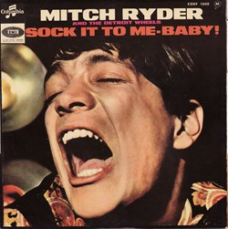 Mytch Ryder -  Sock it to me baby