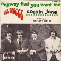 The Troggs -Anyway that you want me