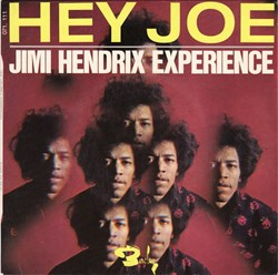 Jimi Hendrix Experience - Hey Joe