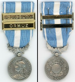 Médaille d'Outre-Mer