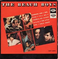 The Beach Boys - Barbara Ann (ESPAGNE)