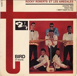 Rocky Robert and the Airedales - T-bird
