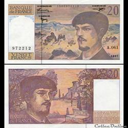FRANCE - 20 FRANCS - 1997 - A.061