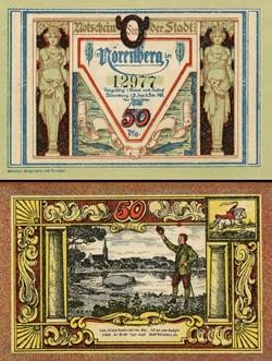 Nörenberg 50 Pfennig