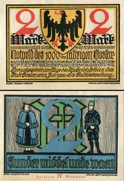 Goslar 2 Mark