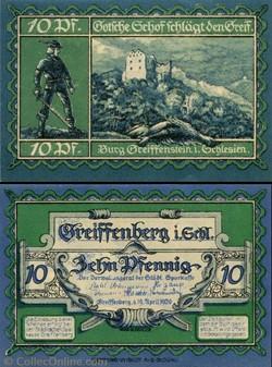 Greiffenberg - 10 Pfennig