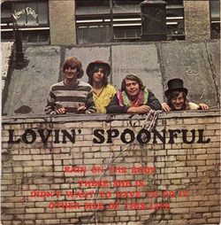 The Lovin' Spoonful - Rain on the Road
