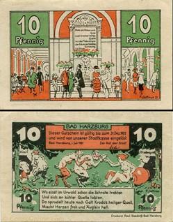 Bad Harzburg 10 pfennig