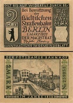 Berlin 2 Mark