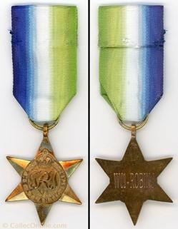 Médaille Atlantic Star (1939-1945 )- Roy...