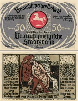 Braunschweig - 50 Pfennig