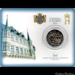 2012 : Coin card   100 ans mort Guillaum...