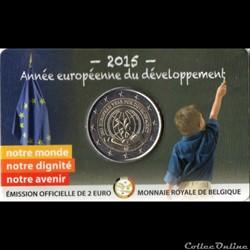 2015 : Année européenne du développement