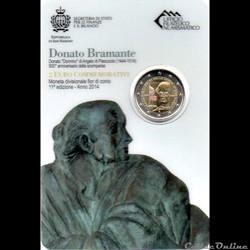 2014 :  Donato Bramante