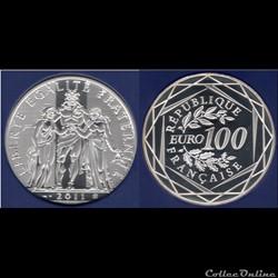 2011 : Hercule argent