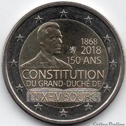 2018 : 150 e anniversaire de la Constitu...