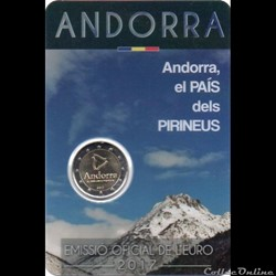 2017 : Andorre le pays des pirineus