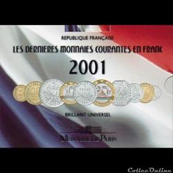 2001 : Les dernieres monnaies courante e...