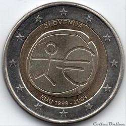 2009 : X° An. U.E et Monétaire