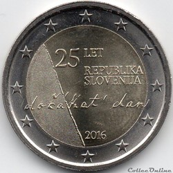 2016 :  25 em anniver de l'indépendance ...