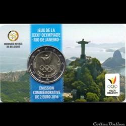 2016 : Jeux Olympique de Rio