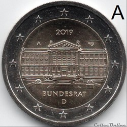 2019 : Bundesrat Berlin