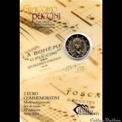 2014 :  Giacomo Puccini