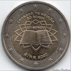 2007 : Traité de Rome