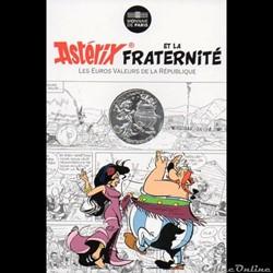2015 : Astérix et la fraternité argent