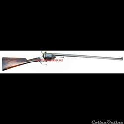 Lefaucheux Carabine-Revolver