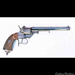 Revolver modèle 1854 , le LF 28
