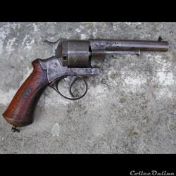 Revolver Lefaucheux 12 mm TA en Percussi...