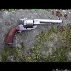 Revolver Lefaucheux pour l'armée Suédois...