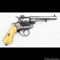 Lefaucheux revolver 12 mm Triple Action