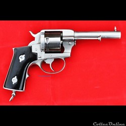 Lefaucheux revolver modèle 1870 civil