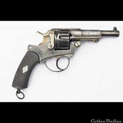 Revolver 1874 civil , commercialisé par ...