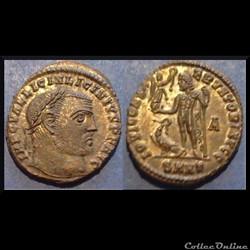 Follis Licinius 1er 313-314