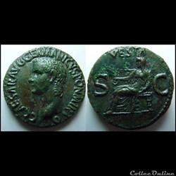As de Caligula à la Vesta 37-38