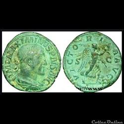 Sesterce Maximin 1er 235-236
