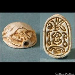 Scarabée Egypte Sesostris III 1800 av.-J...