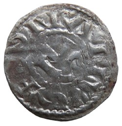 Bretagne (Duché de)- Conan III, Denier