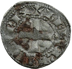 Aquitaine (duché d')- Henri Ier, denier