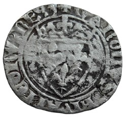 19- Blanc à l'Ecu, Romans