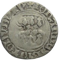 Bretagne (duché de)- Jean V, blanc à la ...