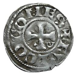 Anjou (comté d')- Foulques V & Geoffroy ...