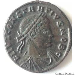 CONSTANCE II 1075 Centenionalis ou nummu...
