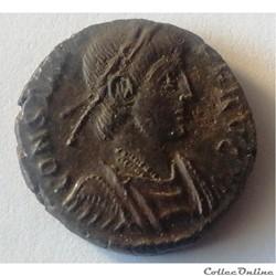 CONSTANS 1209-1217 Centenionalis ou nummus