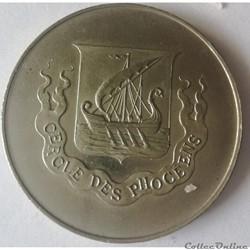 Cercle des Phocéens 5 francs